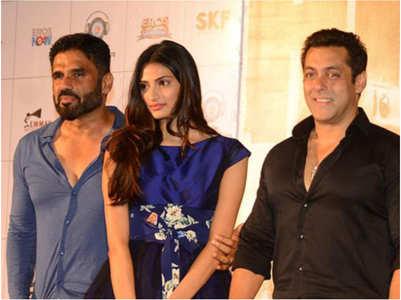 Suniel's audio on Salman's apology to Athiya