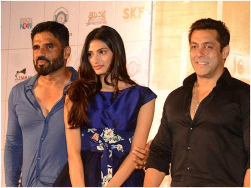 "Suniel Shetty's audio on Salman Khan's apology to Athiya: ""It takes a man to say sorry. Fantastic!""- Exclusive!"