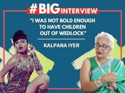 #BigInterview: Kalpana Iyer on her comeback