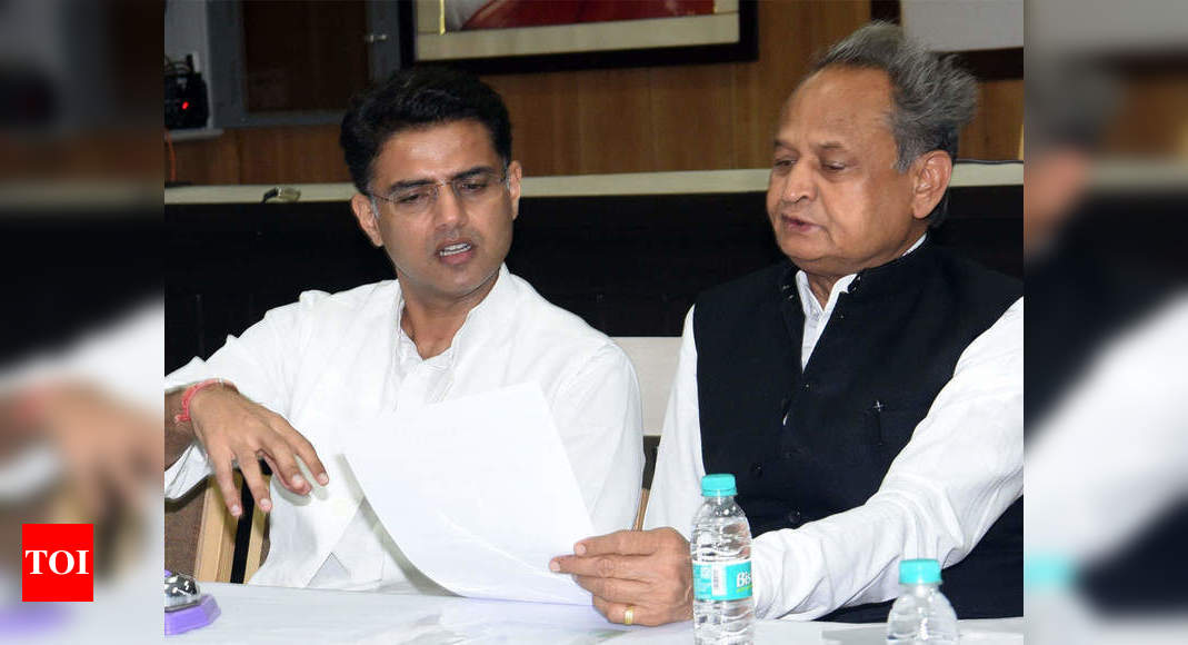 Speculation rife about Rajasthan cabinet rejig next week | India News – Times of India