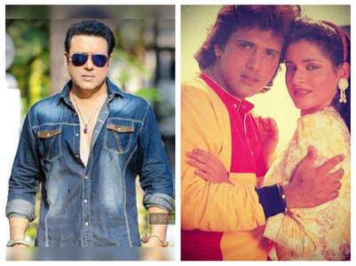 Govinda on shooting romantic scenes