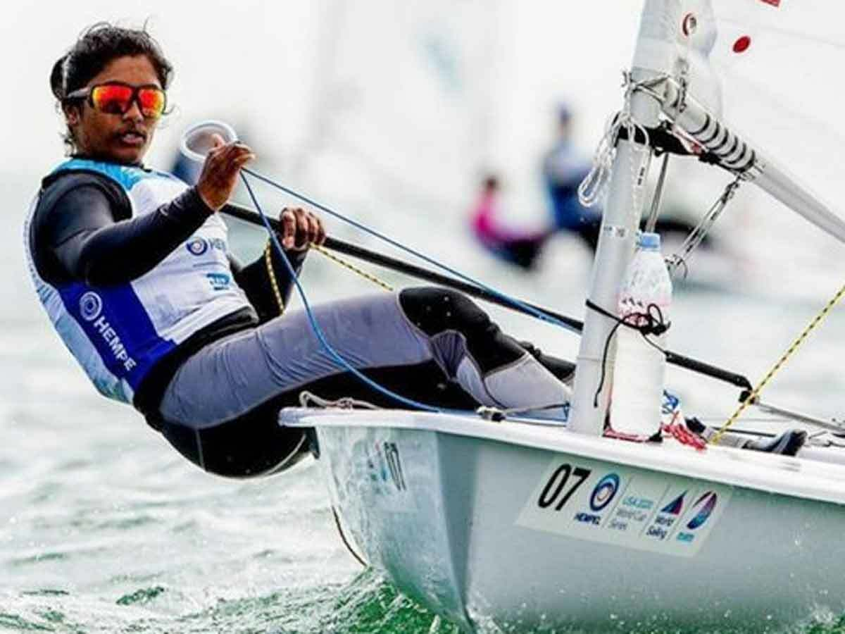 Nethra Kumanan, first Indian female sailor to qualify for the Olympics talks about the challenges of her sport and her targets   Tokyo Olympics News - Times of India
