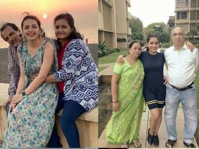 Parents Day: Telly stars shower love