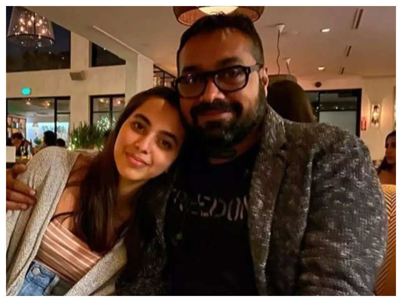 Aaliyah Kashyap says she received hate comments for discussing sex, pregnancy, drugs with dad Anurag Kashyap in a video