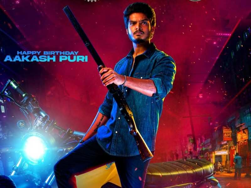 The first look of Aakash Puri from Chor Bazaar is out!