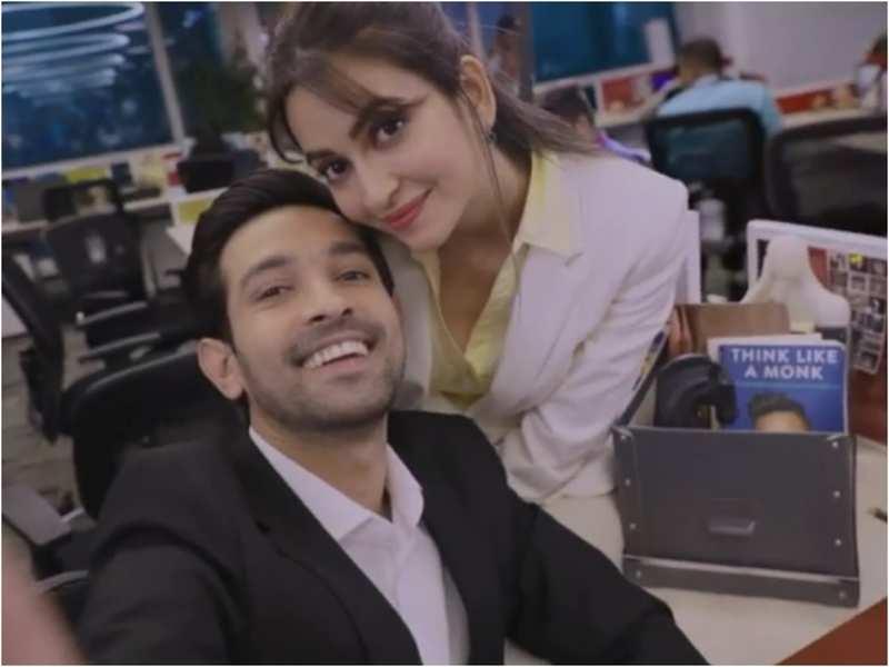 Vikrant Massey and Kriti Kharbanda (Image source: Instagram)