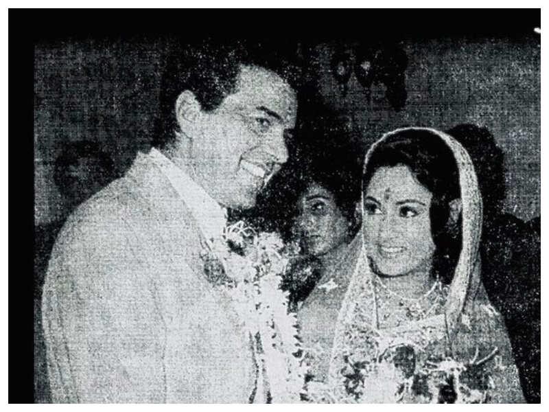 "Dharmendra shares throwback photo with his ""Guddi"" Jaya Bachchan as he reunites with her in 'Rocky Aur Rani Ki Prem Kahani', reveals she was his fan"