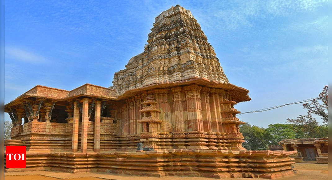 Telangana's Ramappa temple gets Unesco's world heritage tag; congratulations to all, tweets PM Modi | India News – Times of India