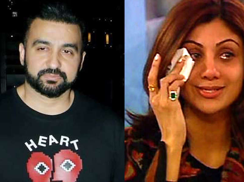 Shilpa Shetty Kundra broke down while giving her statement after an argument with husband Raj Kundra during raid at their house: Report
