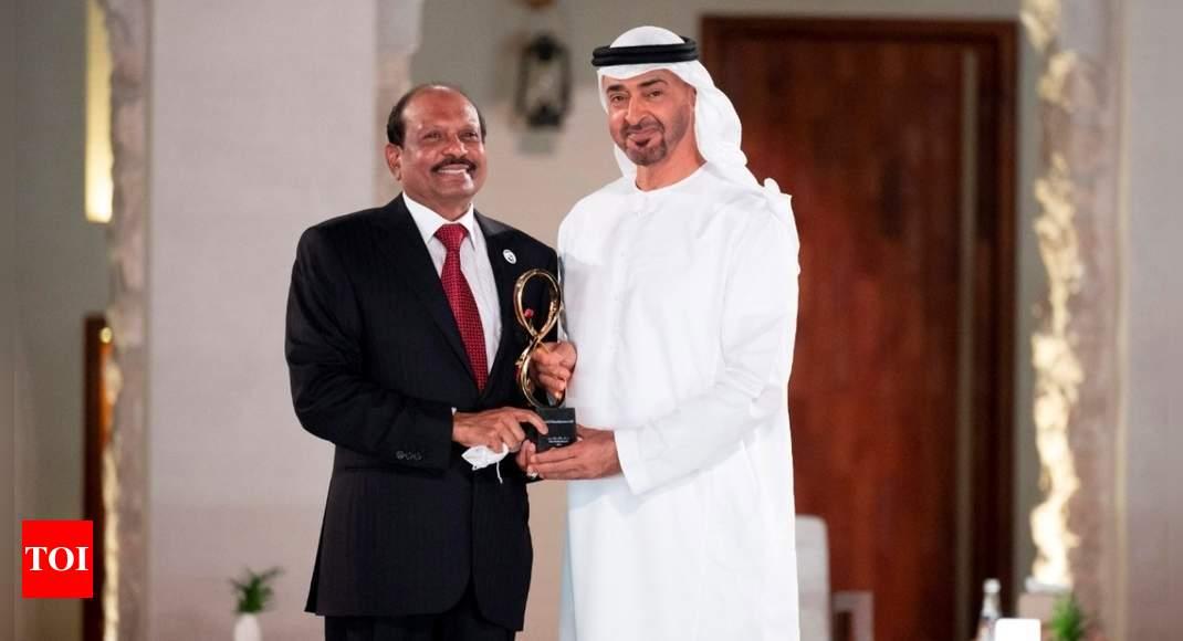 Top UAE appointment for NRI businessman Yusuffali MA – Times of India