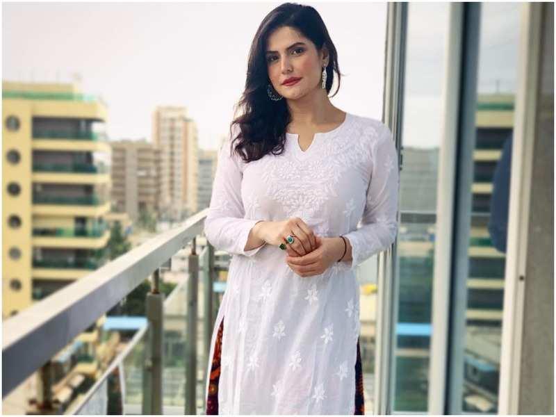 Zareen Khan (Pic: Instagram.com/@zareenkhan)
