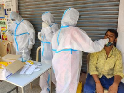 17,466 fresh Covid-19 cases, 66 deaths in Kerala   Thiruvananthapuram News, the vie