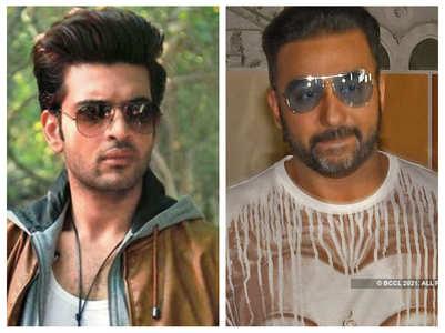 Actor Karan Kundrra mistaken for Raj Kundra