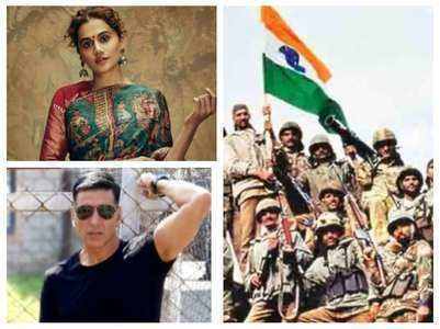 Bollywood pays tribute to Indian soldiers