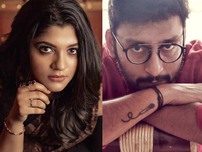 Aparna Balamurali to star opposite RJ Balaji
