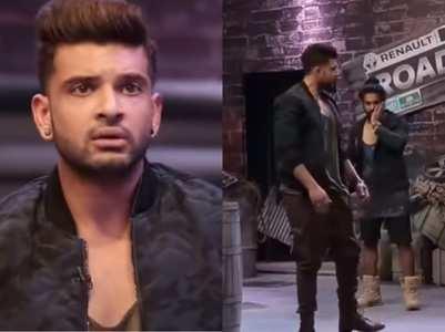 When Karan Kundrra hit a Roadies contestant