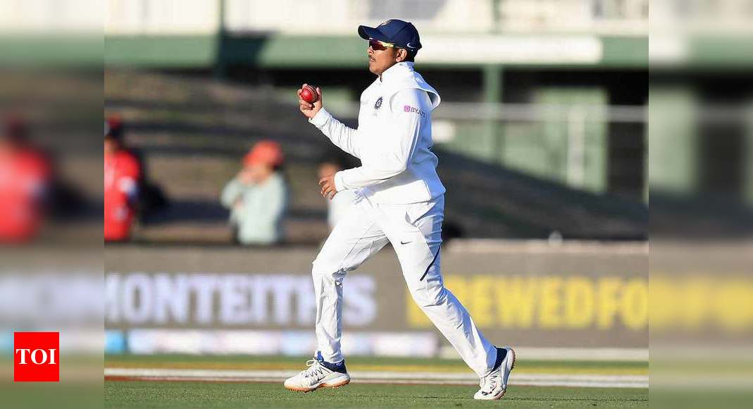 Prithvi Shaw, Suryakumar Yadav added to India squad for England series | Cricket News – Times of India