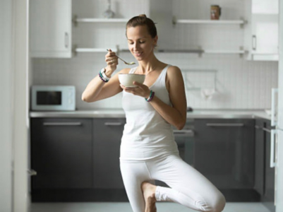 Kitchen stretches you can do while you make tea