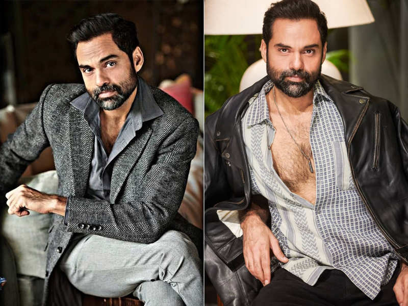 On the style radar: The brooding hot Abhay Deol