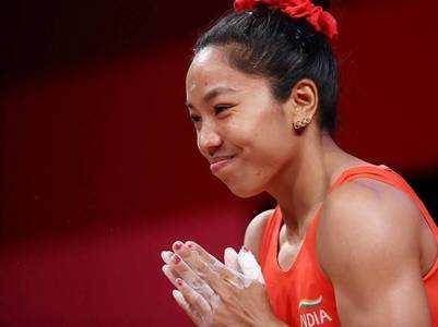Story behind Mirabai Chanu's Olympic earrings