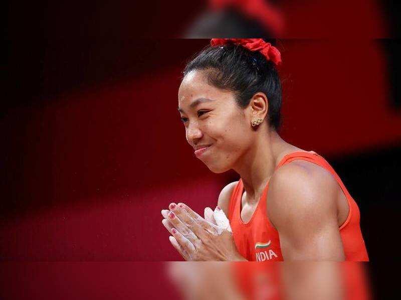 The emotional story behind Mirabai Chanu's Olympic earrings