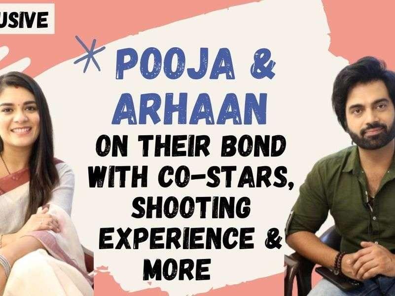 Pratigya 2's Pooja and Arhaan describe the vibe on set 'family-like'