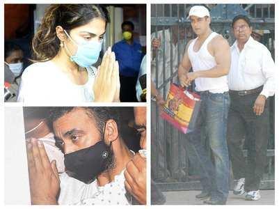Celebrities who have been behind bars