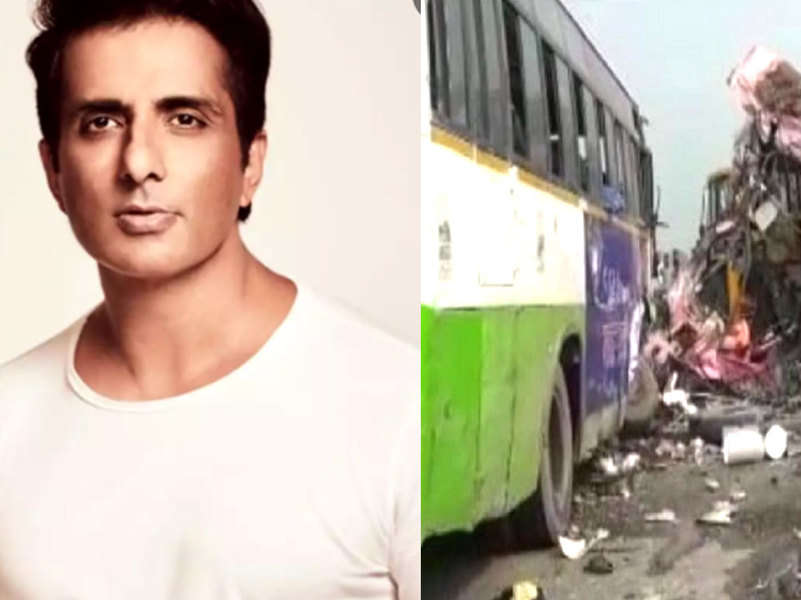 'Heartbroken' Sonu Sood announces financial aid for victims of Moga road accident