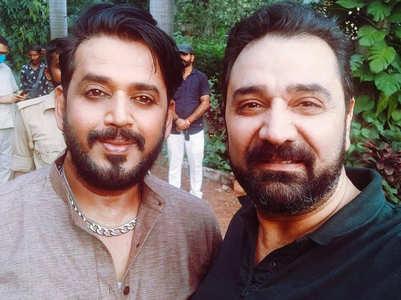 Gireesh reunites with Ravi after 20 years