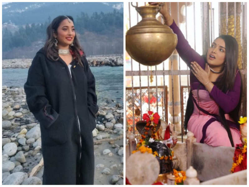 Sawan 2021: Aamrapali Dubey, Rani Chatterjee and others wish fans on the special occasion