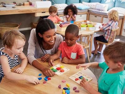 Is starting school 5 years earlier a good idea?