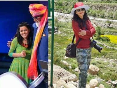 Dr. Deepa's pics before the landslide