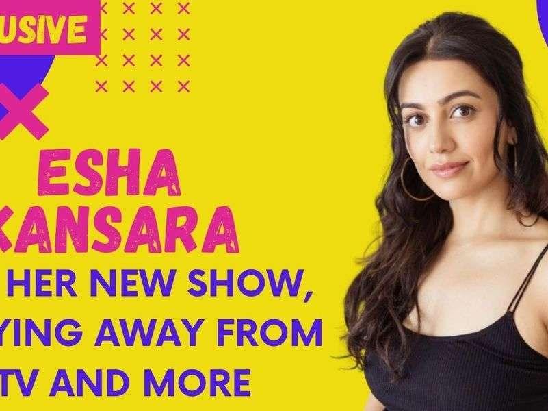 Zindagi Mere Ghar Aana's Esha Kansara: Luckily, my fans haven't forgotten me