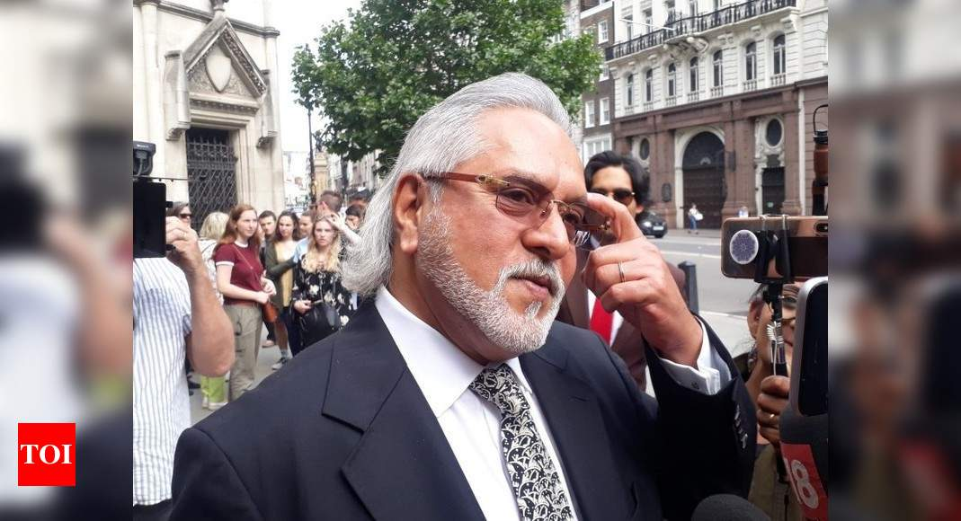 Vijay Mallya declared bankrupt by UK court docket