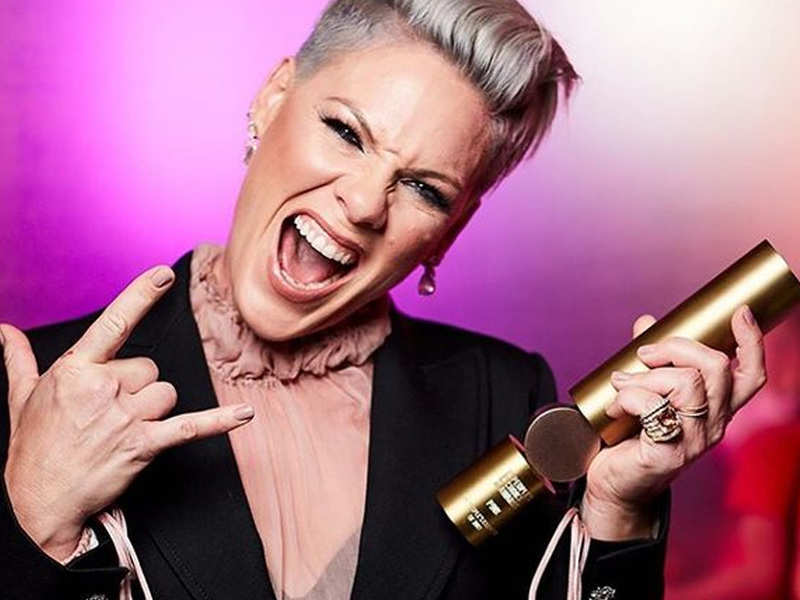 Pic: Pink Instagram