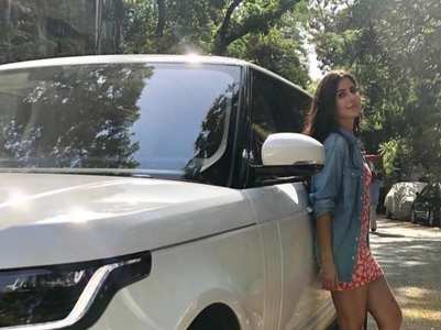 B-Town celebs and their luxury cars