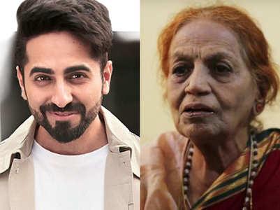 Ayushmann lends money to ailing Savita