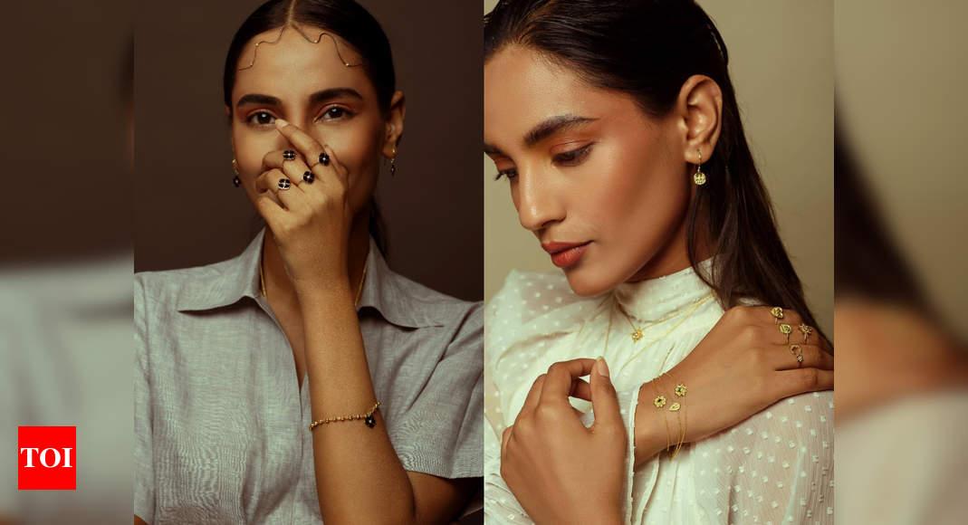 Fab ways to style lightweight jewellery