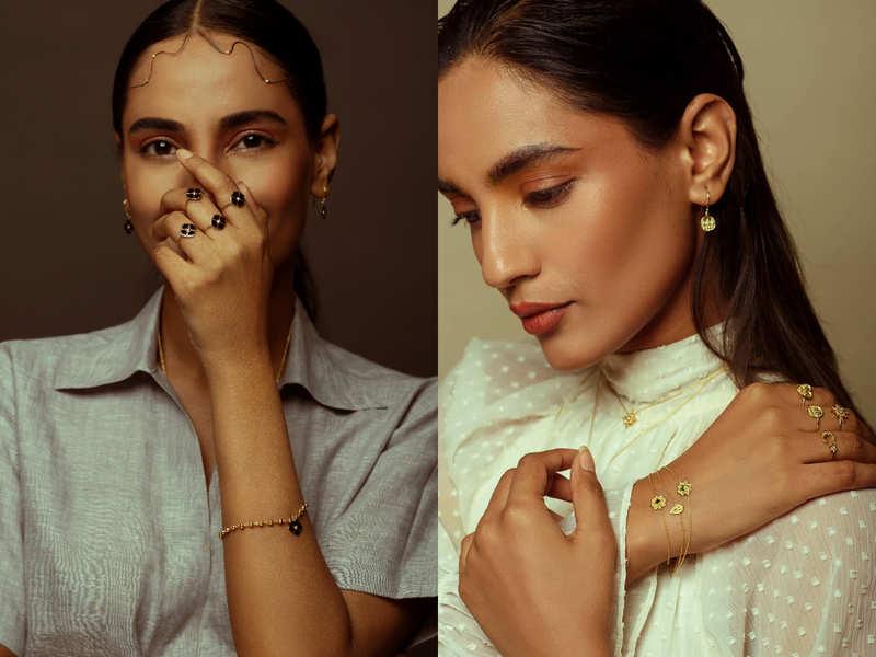 Fabulous ways to style lightweight jewellery