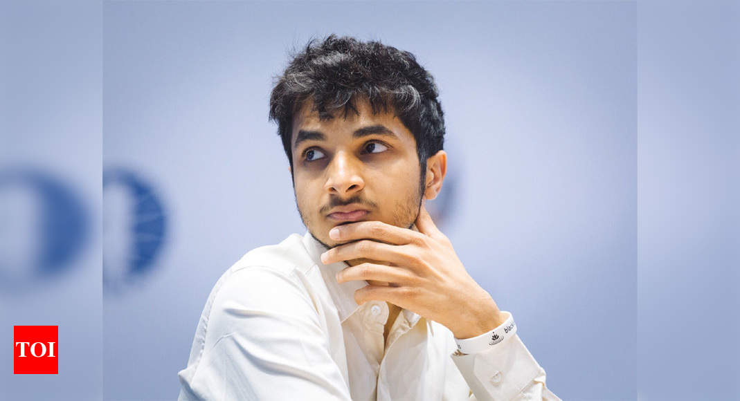 Chess World Cup: India's Vidit Gujrathi enters quarter-finals | Chess News – Times of India -India News Cart