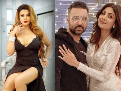 Rakhi on Raj's arrest in alleged porn case