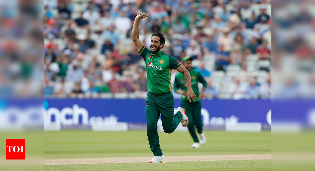 I want to see myself as all-rounder in all three formats: Hasan Ali | Cricket News – Times of India