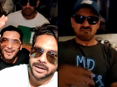 KKK boys' funny dance moves on Bihari songs