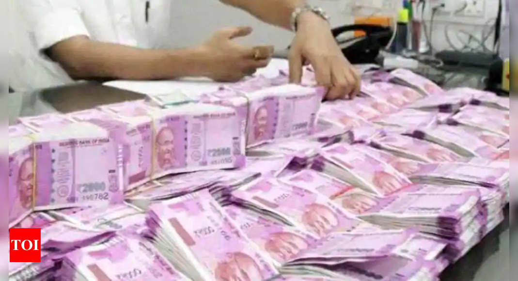 Black Money act:  Income tax department has filed 107 cases on black money stashed overseas: Govt – Times of India -India News Cart