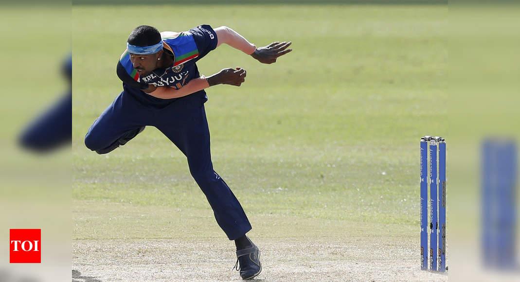 India vs Sri Lanka: Eyes on Sanju Samson and Hardik Pandya in second T20I   Cricket News – Times of India