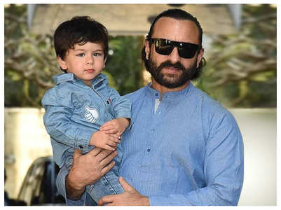 Fan wants Saif-Taimur to star in THIS remake