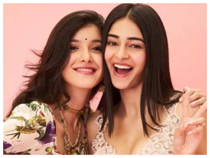 Ananya Panday reveals the best love advice her BFF Shanaya Kapoor gave her and it will leave you in splits