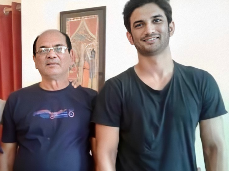 HC allows Sushant Singh Rajput's father to approach single judge over release of film
