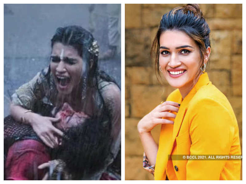 Did you know the crew of Kriti Sanon and Sushant Singh Rajput's 'Raabta' thought the actress was possessed for THIS reason?