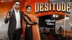 Watch New Haryanvi Song Music Video - 'Desitude' Sung By Vikk Dhankhar
